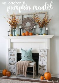 222 best images about Fireplace Decorating on Pinterest ...