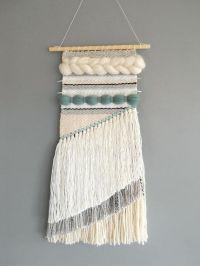 Best 25+ Weaving wall hanging ideas on Pinterest   Weaving ...