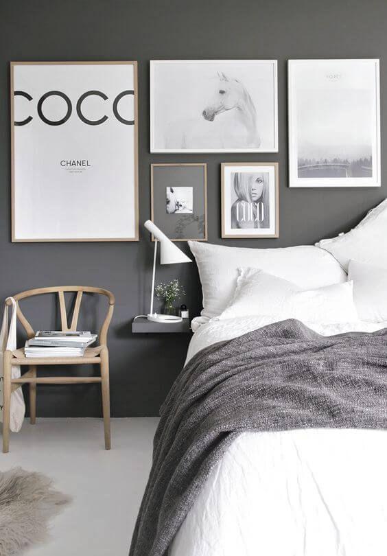 1000+ Ideas About Grey Bedroom Decor On Pinterest | Gray Bedroom