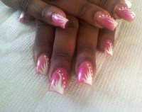17 Best ideas about Airbrush Nails on Pinterest | Lace ...