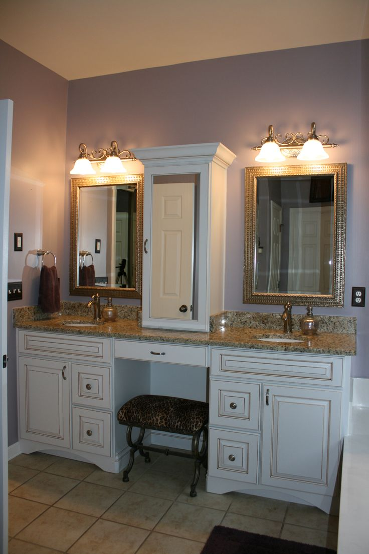 Bathroom Vanity Tower This Vanity Is From Our Koch Classic Cabinet Line. The