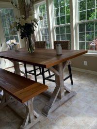 25+ best ideas about Tall Kitchen Table on Pinterest ...