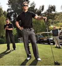 I don't like golf, but baby id golf with you any day ...