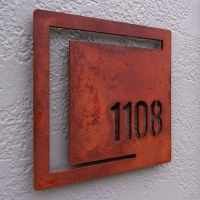 The 25+ best ideas about House Number Signs on Pinterest ...