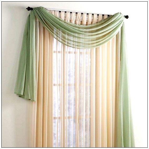 Swag Window Treatment Ideas