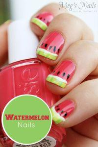 Best 25+ Watermelon nail art ideas on Pinterest ...
