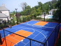 17 Best ideas about Backyard Tennis Court on Pinterest ...