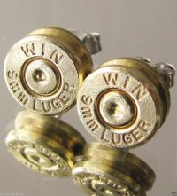 74 best images about Bullet Earrings on Pinterest | Gauges ...