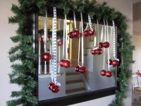 1000+ images about Holiday Mirror Decorating on Pinterest ...