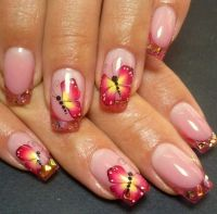 46 best images about Butterfly Nail Art on Pinterest ...