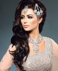 Best 20+ Indian Bridal Makeup ideas on Pinterest | Indian ...