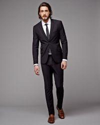 25+ best ideas about Black suit men on Pinterest | Black ...