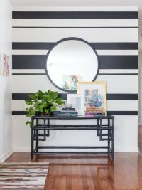 25+ best ideas about Striped Walls Horizontal on Pinterest