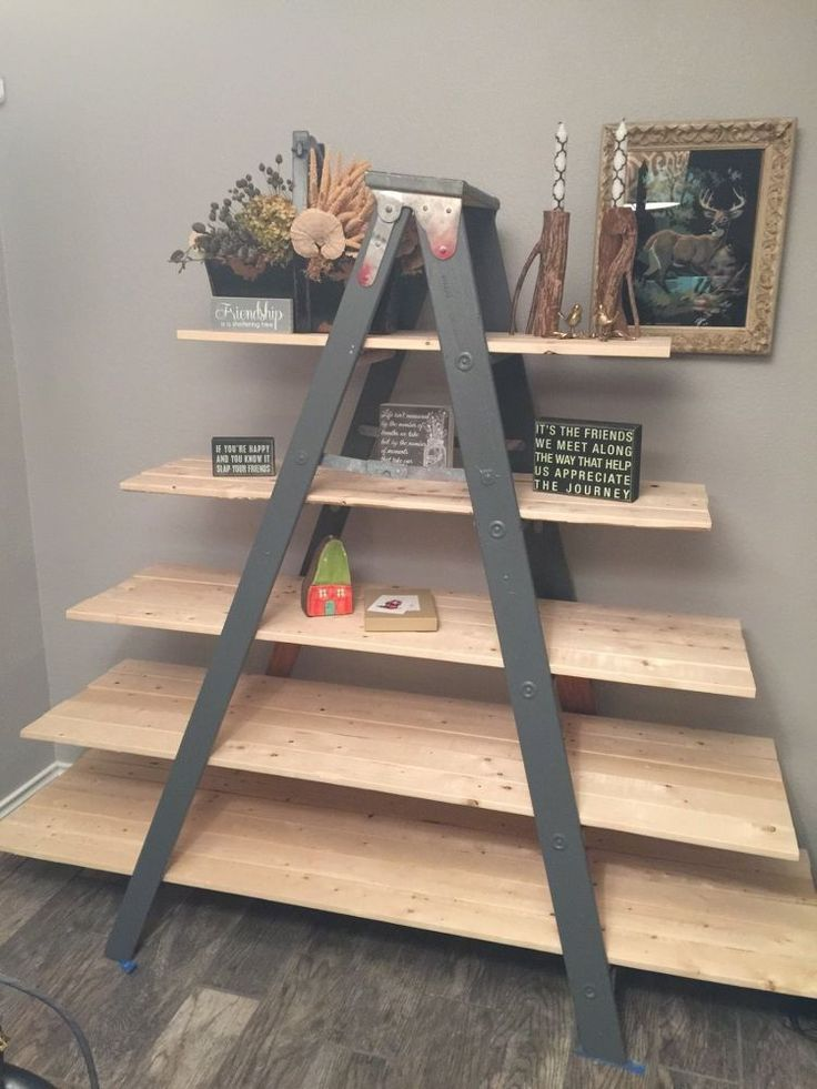 25 Best Ideas About Wooden Ladders On Pinterest Old