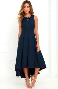 Best 25+ Tea length bridesmaid dresses ideas on Pinterest ...