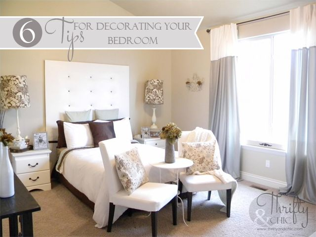 Cara Ikut The Project Home And Decor 6 Tips For Decorating Your Bedroom From Thrifty And Chic