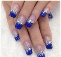 17 Best ideas about Sweet 16 Nails on Pinterest | Silver ...