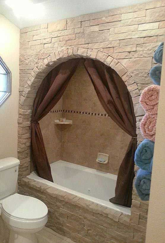 1000+ ideas about Built In Bathtub on Pinterest