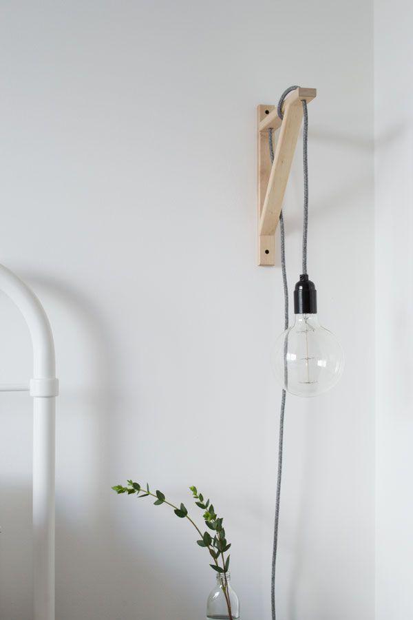 17 best ideas about Bedside Lighting on Pinterest