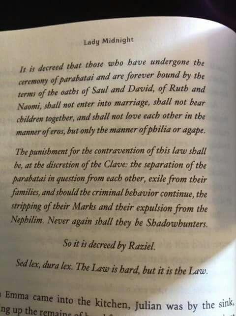 The Infernal Devices Quotes Wallpaper Emma Julian Shadowhunters Parabatai Thedarkarticies
