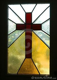 Best 25+ Stain glass cross ideas on Pinterest | Stained ...