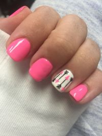 25+ best ideas about Arrow Nails on Pinterest | Finger ...