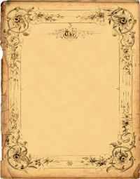 Vintage Frame/Border ~ Zibi Vintage Scrap | Backgrounds ...