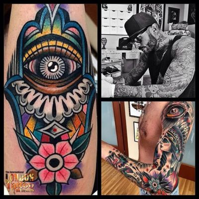 Pablo DE - Tattoo Lifestyle, Italy will be attending the ...