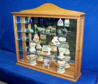 How To Build A Wall Mounted Curio Cabinet - WoodWorking ...