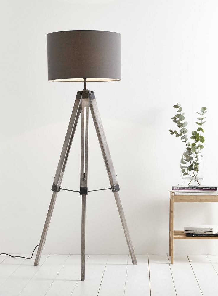 25+ best ideas about Tripod lamp on Pinterest