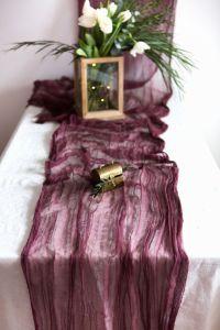 Best 25+ Wedding table linens ideas on Pinterest | Wedding ...