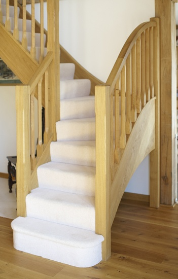 Stair Banister 60 Best Images About Oak Staircases | Bespoke Staircases