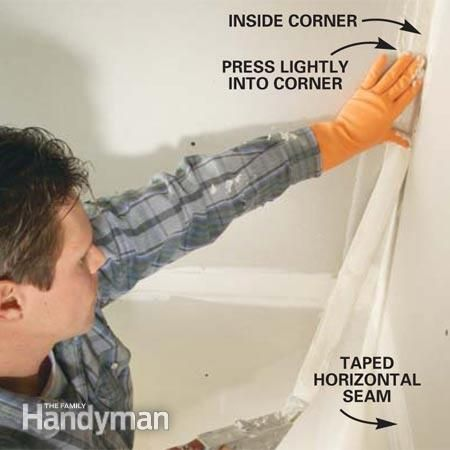 10+ Images About Drywall Repair & Tips On Pinterest | The Family