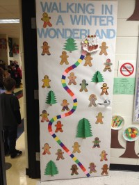 1000+ images about Christmas teacher doors on Pinterest