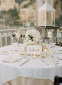 17 Best ideas about Wedding Table Settings on Pinterest ...