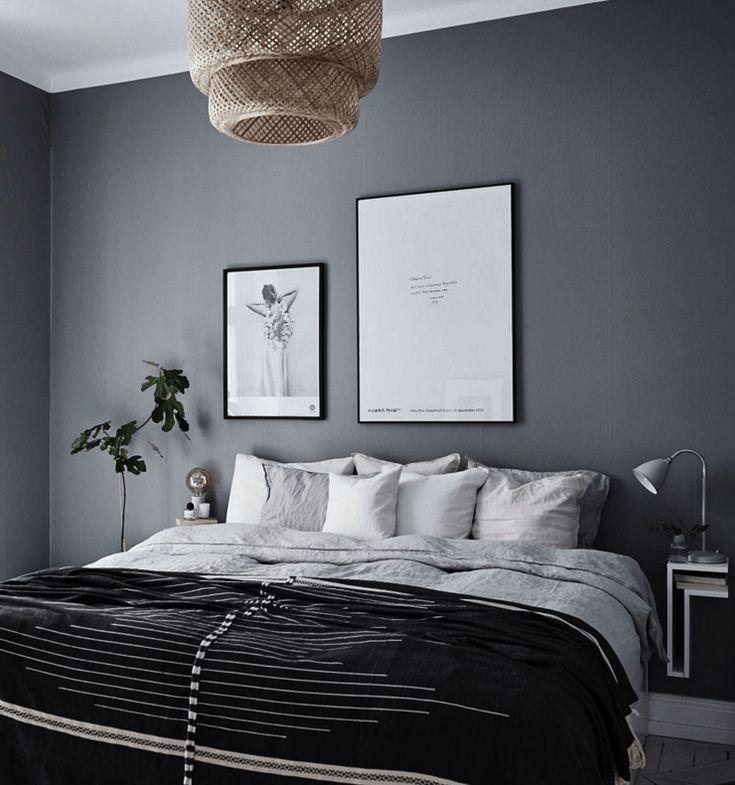 Best 25+ Grey bedroom walls ideas only on Pinterest