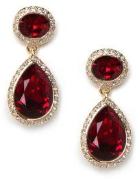25+ Best Ideas about Ruby Earrings on Pinterest   Ruby ...