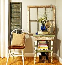 267 best images about Decorating With Old Shutters on ...
