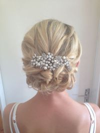 17+ best ideas about Wedding Hairstyles Veil on Pinterest ...