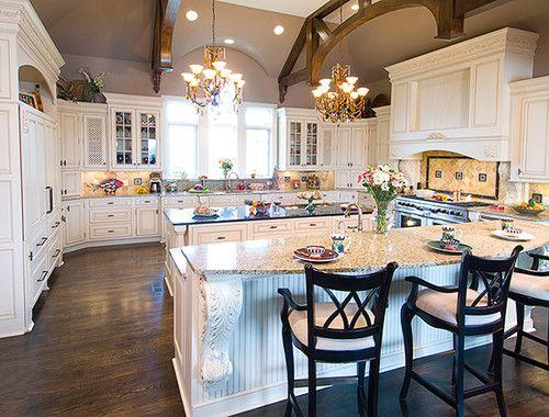 1000+ Ideas About Big Kitchen On Pinterest   Dream Kitchens, Built