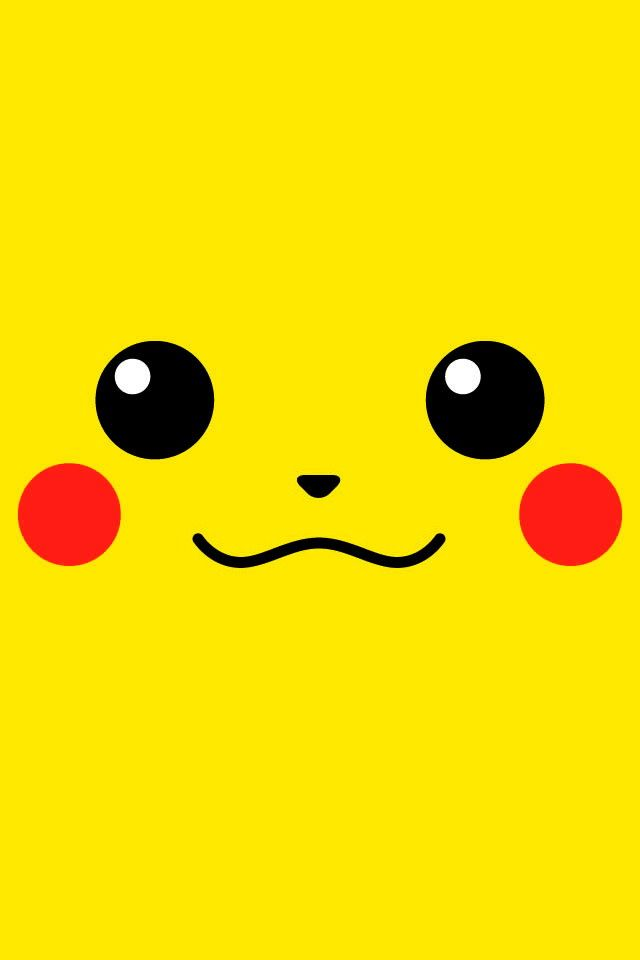 Cute Cartoon Face Wallpapers Hey Guyys Its Pikachu Month Make Your Profile Pic