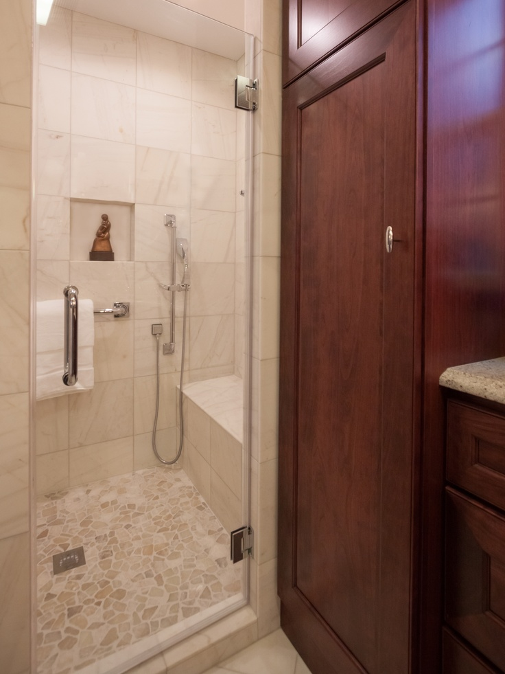 12 best images about Standing Shower +Bathroom on Pinterest