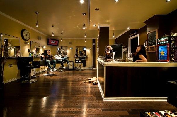 barbershop designs layouts