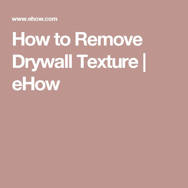78 Best Ideas About Drywall Texture On Pinterest | Drywall Texture