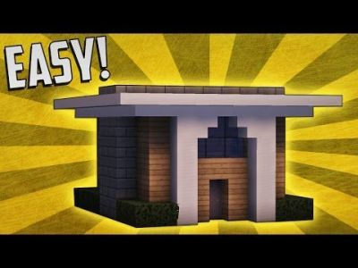 1000+ ideas about Minecraft Small Modern House on Pinterest | Modern minecraft houses, Floor ...