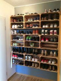 Best 20+ Shoe Racks ideas on Pinterest | Shoe rack, Shoe ...