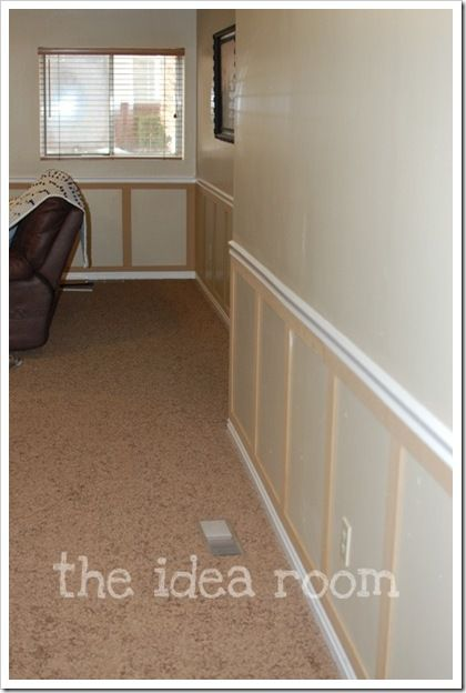 25+ best ideas about Faux Wainscoting on Pinterest