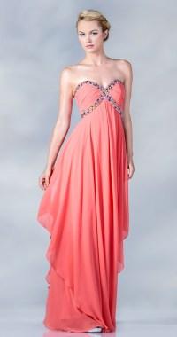 Strapless Flowy Prom Dresses | Cocktail Dresses 2016