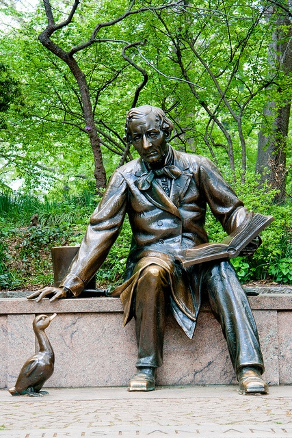 How Far Is Tivoli From New York City 1000+ Images About H. C. Andersen Statues On Pinterest