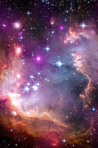 iphone wallpaper #galaxy | Subculture bedroom | Pinterest | Nebulas, Wallpapers and Iphone ...